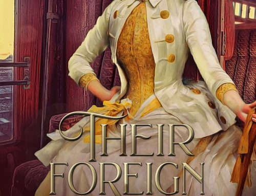 New Historical Romance from Tracy Cooper-Posey