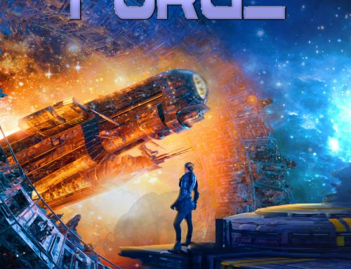 New Space Opera Science Fiction from Cameron Cooper!