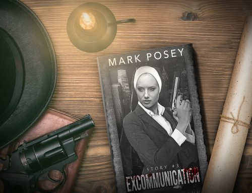 New Release in the Crime Thriller Series: A Nun With A Gun from Mark Posey