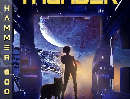 New Science Fiction from Cameron Cooper, now out!