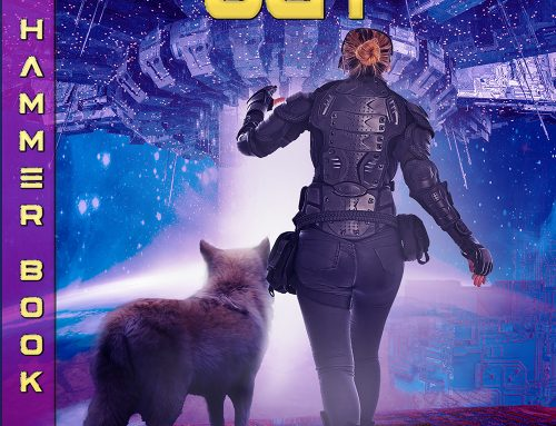 New Science Fiction from Cameron Cooper!