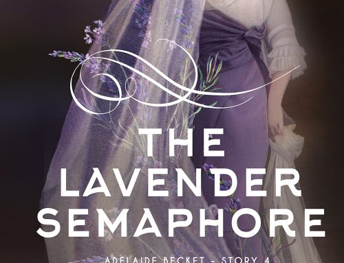 New Historical Suspense from Tracy Cooper-Posey!